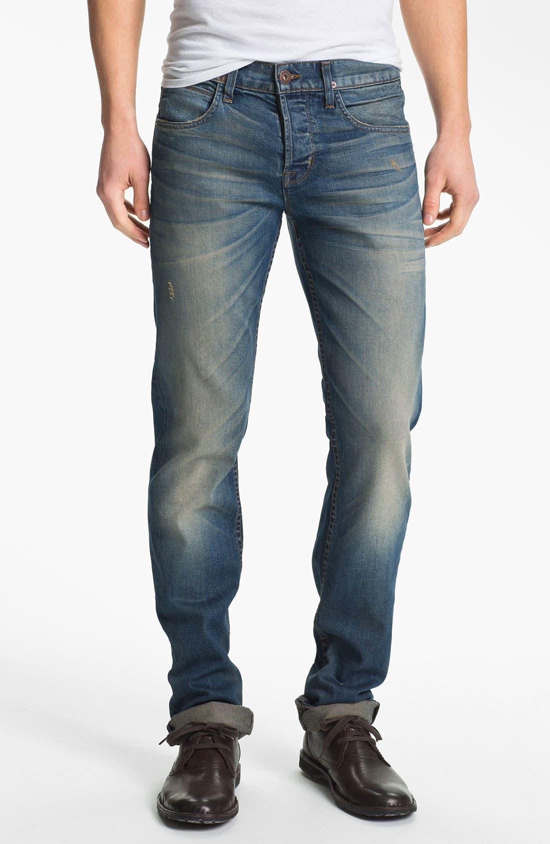 Alternate Image 1 Selected - Hudson Jeans 'Byron' Straight Leg Jeans (Tyler)