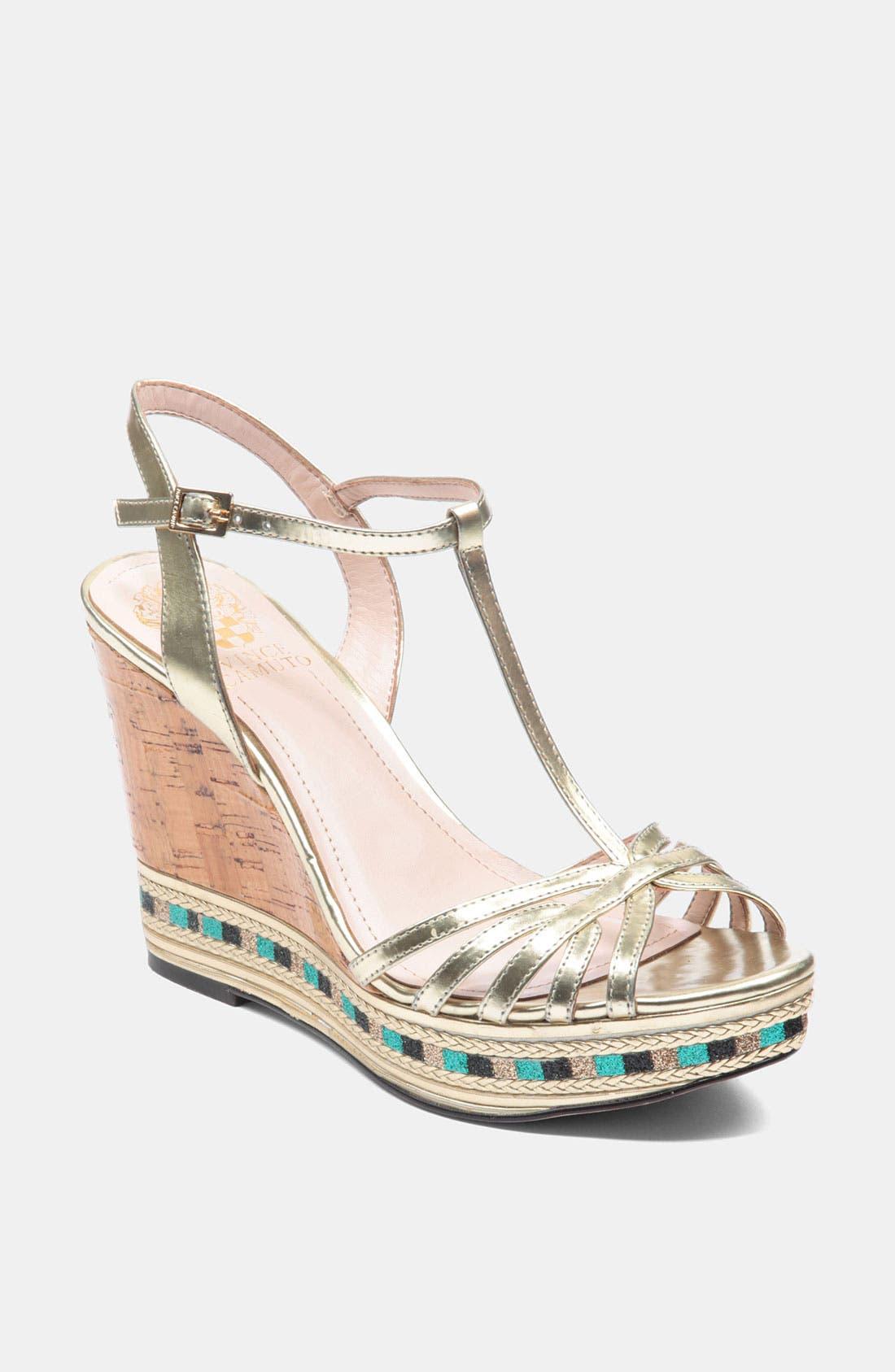 Alternate Image 1 Selected - Vince Camuto 'Tasha' Sandal