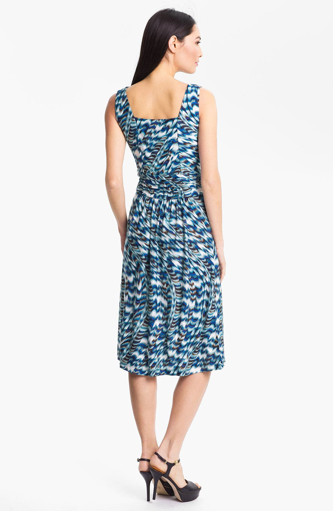 Alternate Image 2  - Nic + Zoe 'Spring Skies' Dress