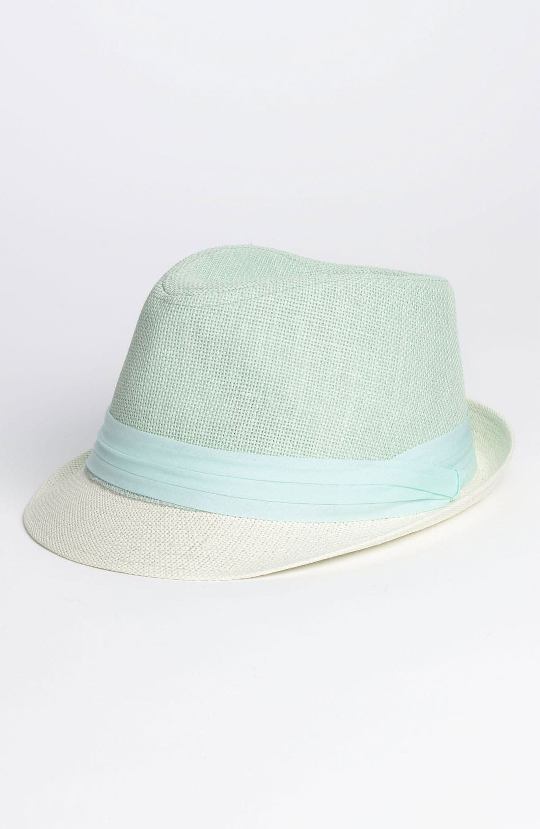 Main Image - The Accessory Collective Fedora (Girls)
