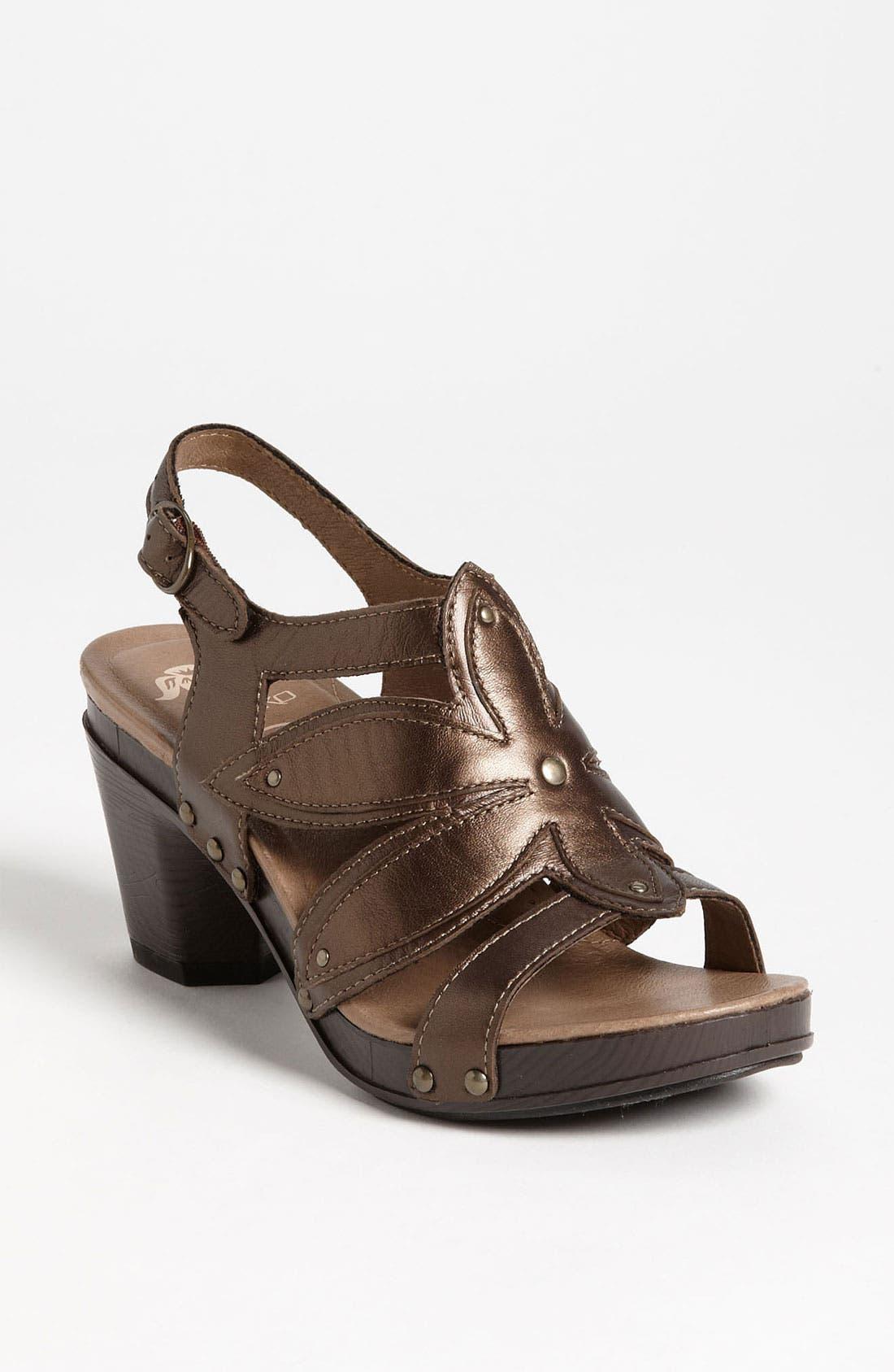 Alternate Image 1 Selected - Dansko 'Nina' Sandal