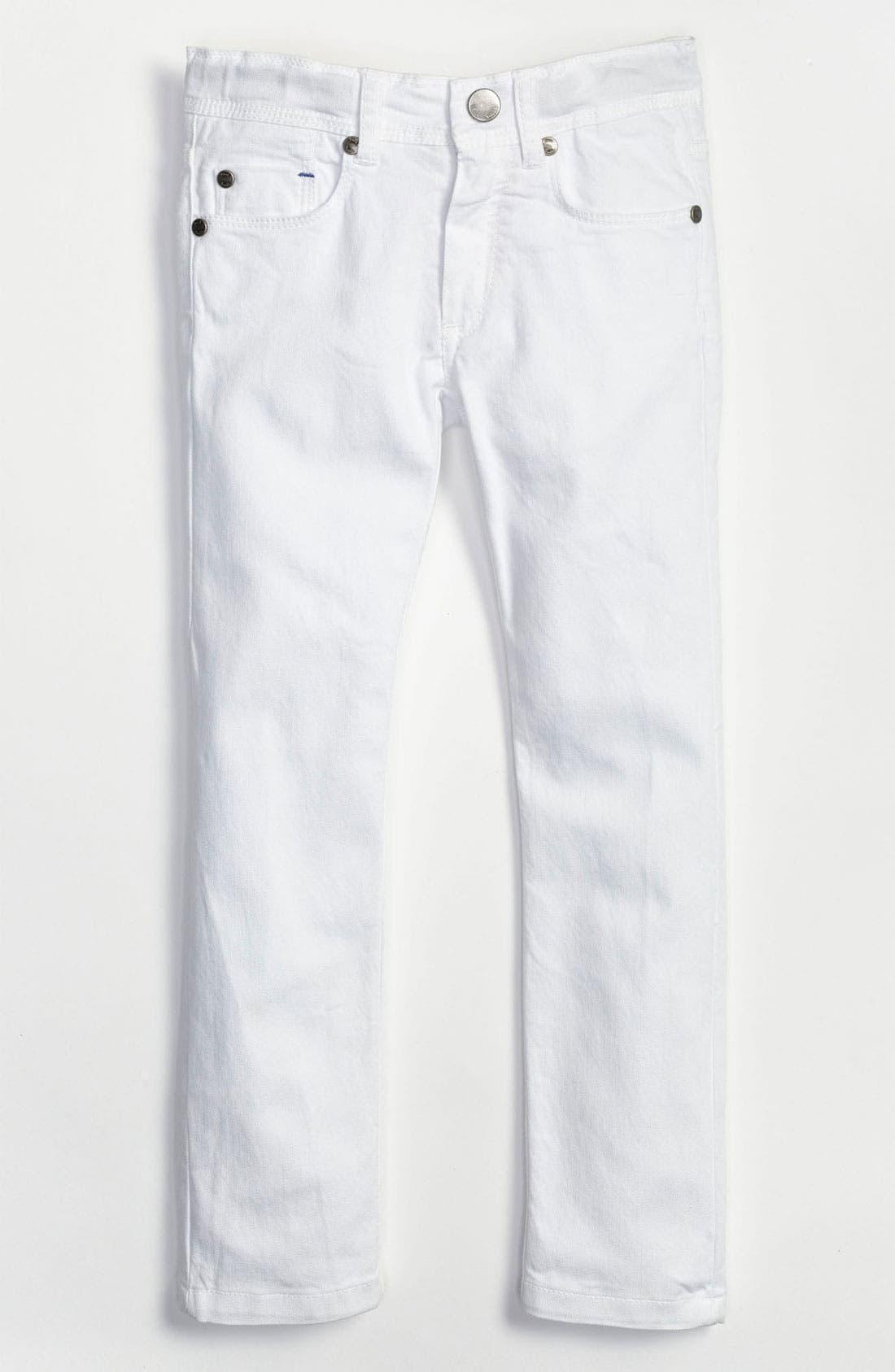 Alternate Image 2  - Paul Smith Junior 'Doug' Slim Fit Pants (Little Boys & Big Boys)