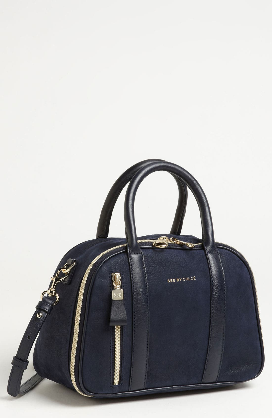 Alternate Image 1 Selected - See by Chloé 'Harriet - Small' Double Function Satchel