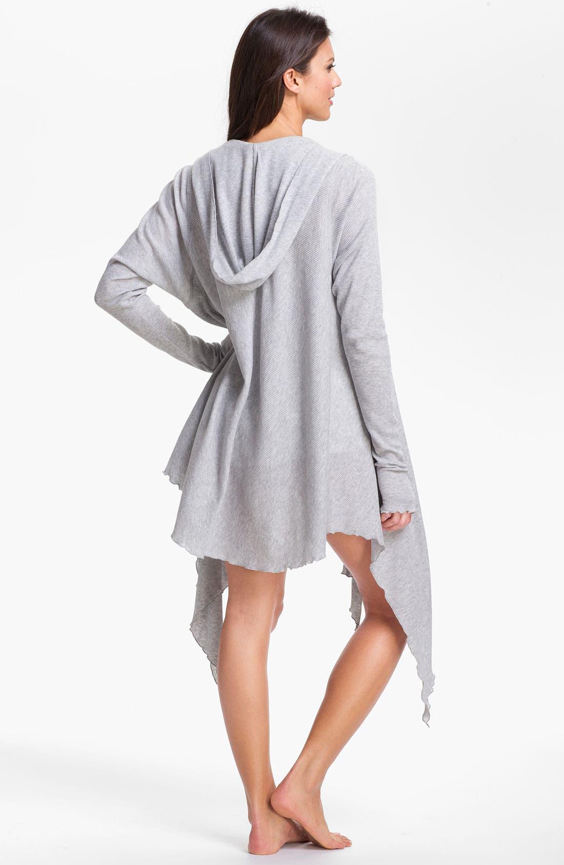 Alternate Image 2  - Steve Madden 'Cozy Comfort' Thermal Knit Wrap