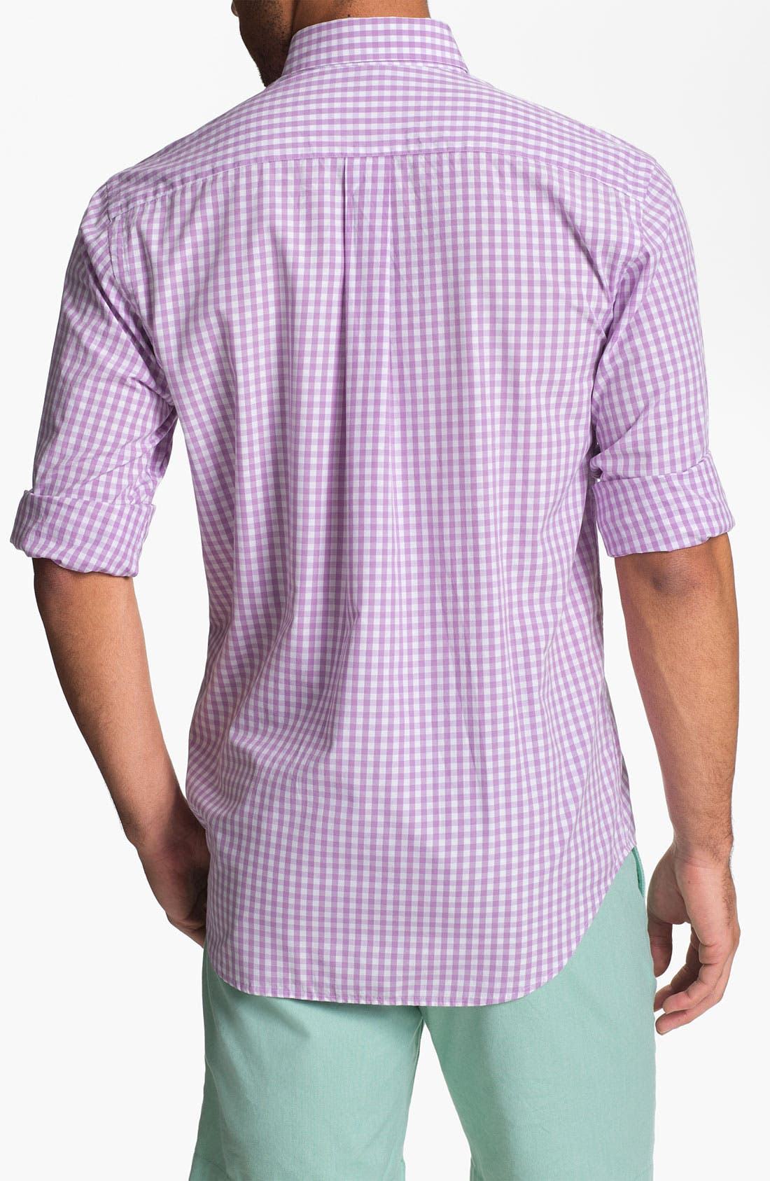 Alternate Image 2  - Vineyard Vines 'Sandy Point - Tucker' Sport Shirt