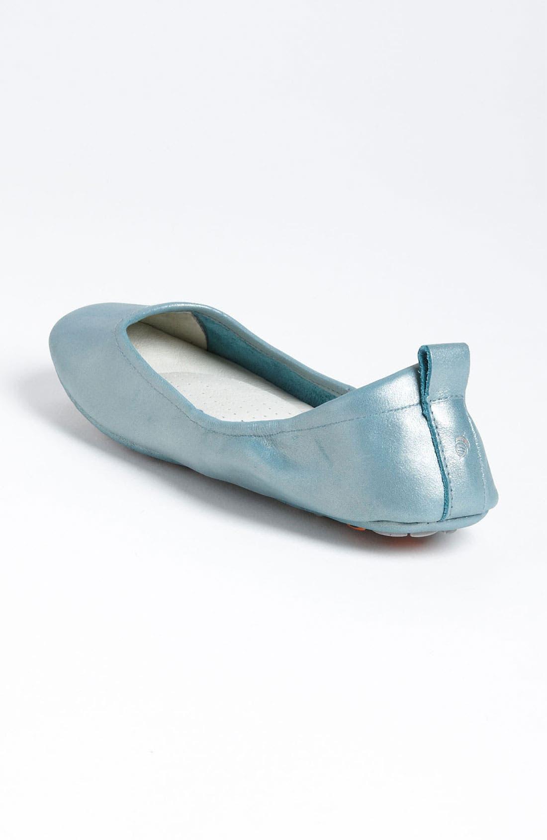 Alternate Image 2  - Acorn 'Via' Ballet Flat (Online Only)
