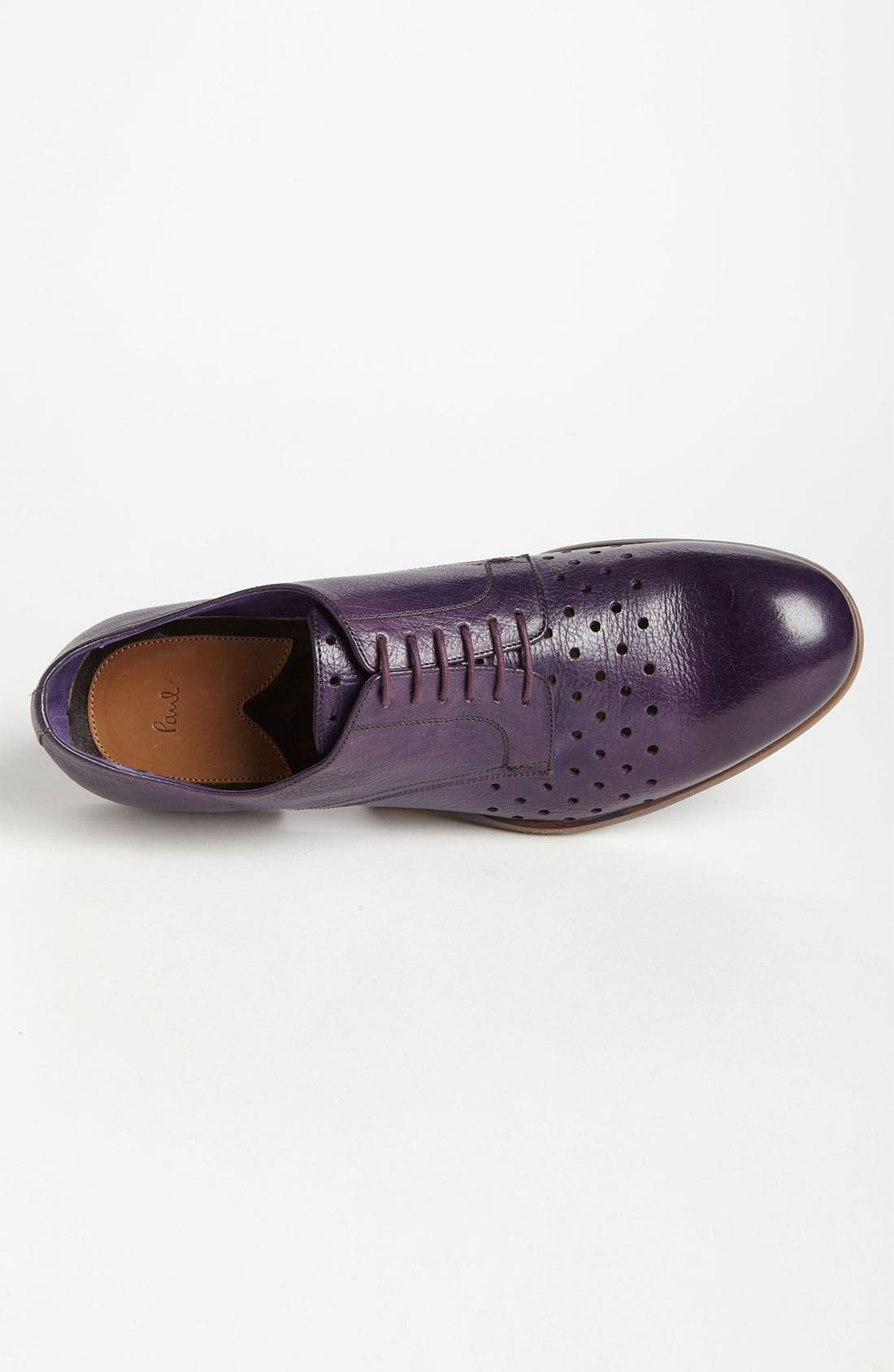 Alternate Image 3  - Paul Smith 'Seagul' Perforated Derby
