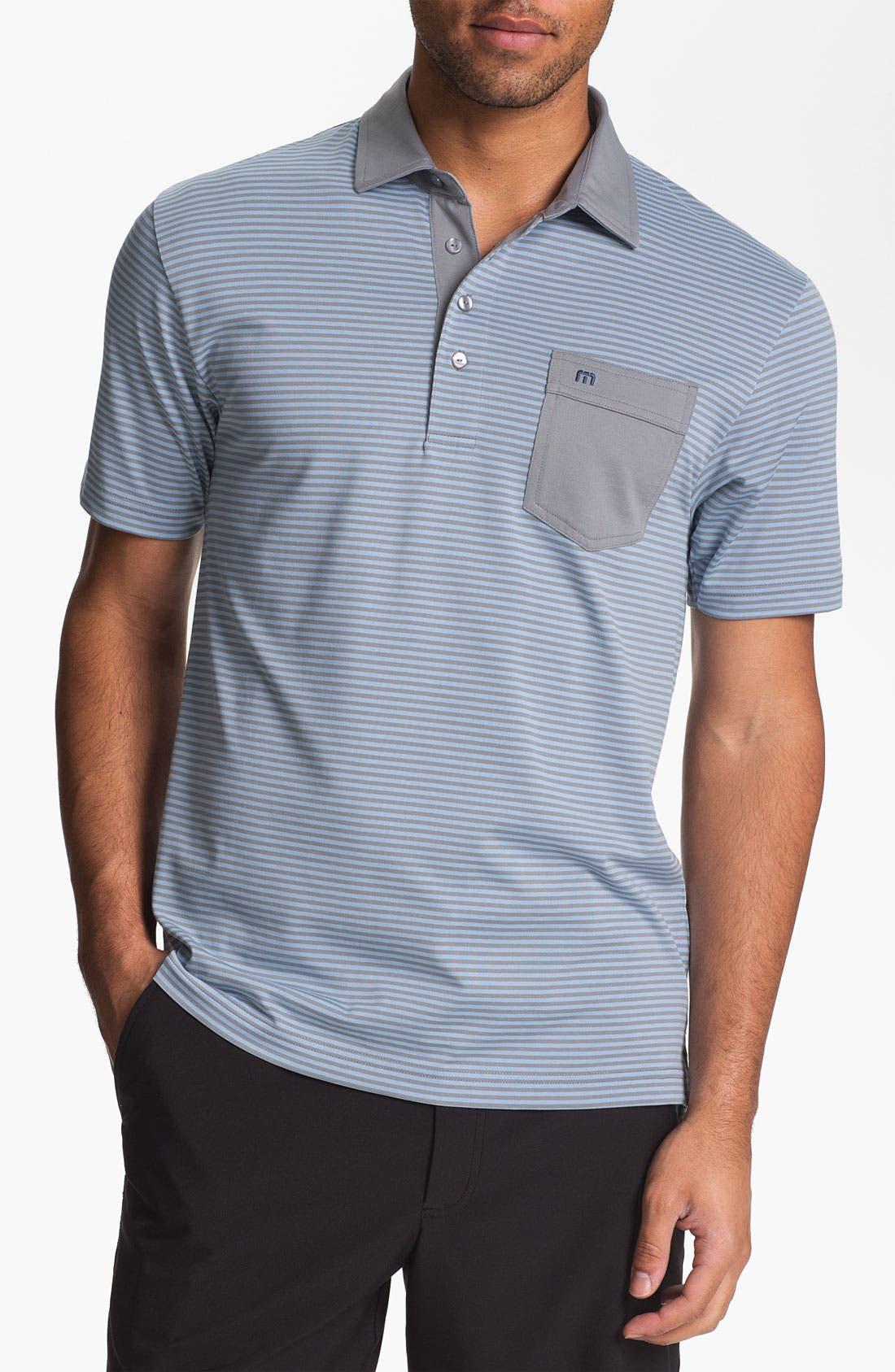 Main Image - Travis Mathew 'Mallinger' Regular Fit Golf Polo