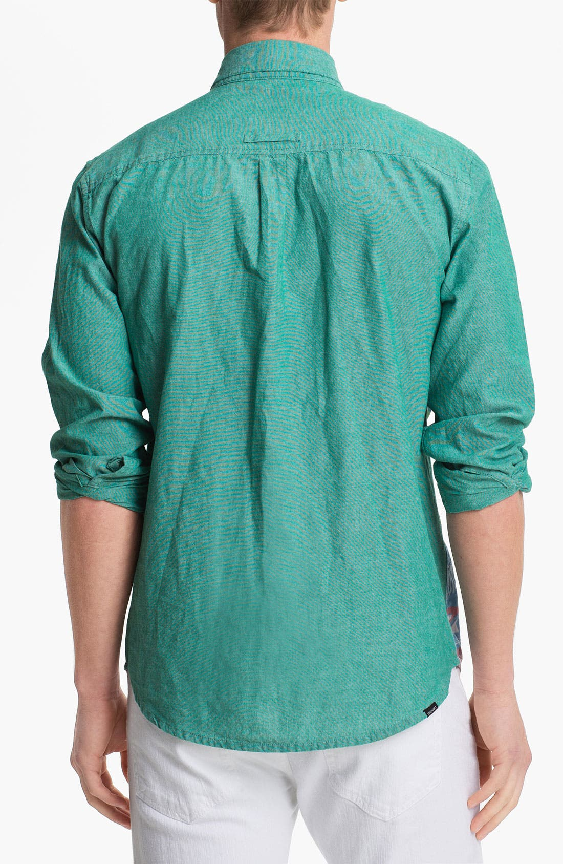 Alternate Image 2  - Insight Print Woven Shirt