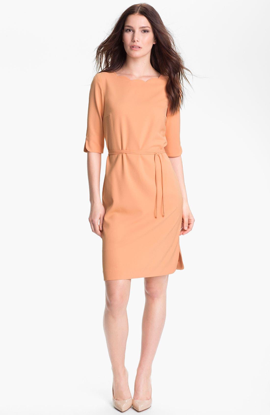 Alternate Image 1  - BOSS HUGO BOSS 'Henryke' Dress