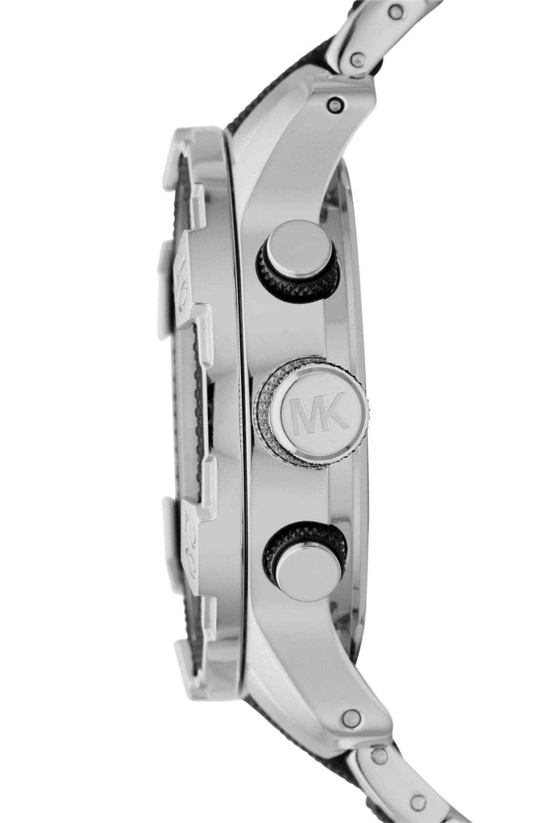 Alternate Image 2  - Michael Kors 'Diver' Chronograph Watch