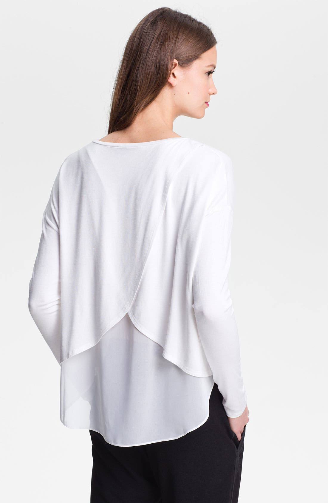 Main Image - Kenneth Cole New York 'Aubrey' Split Back Top