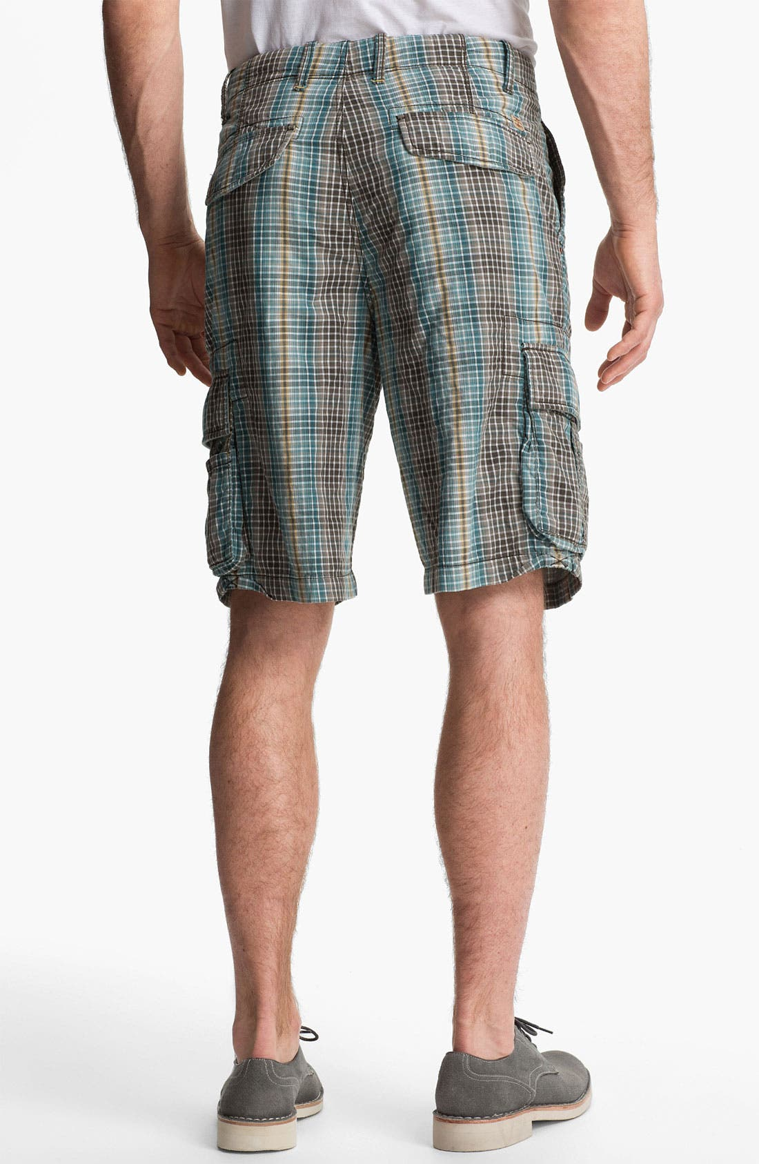 Alternate Image 2  - Tommy Bahama Denim 'Face Off' Cargo Shorts (Online Only)