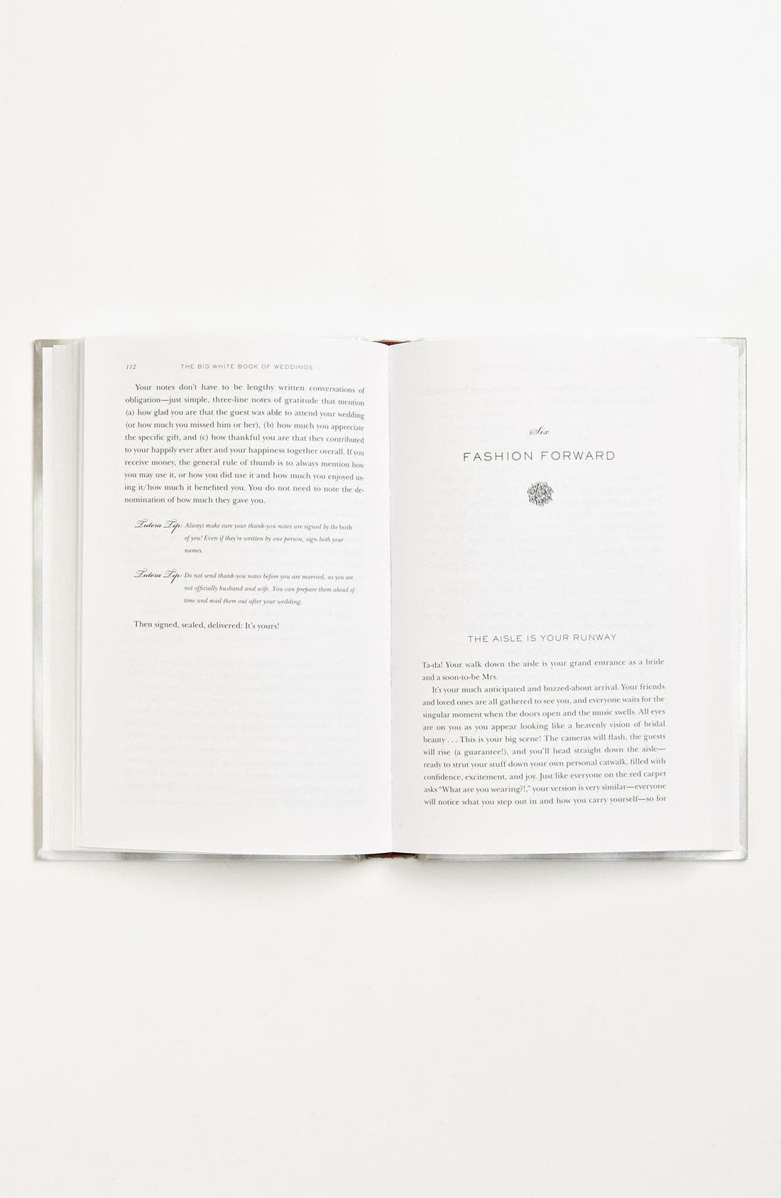 Alternate Image 2  - David Tutera 'The Big White Book of Weddings' Wedding Guide