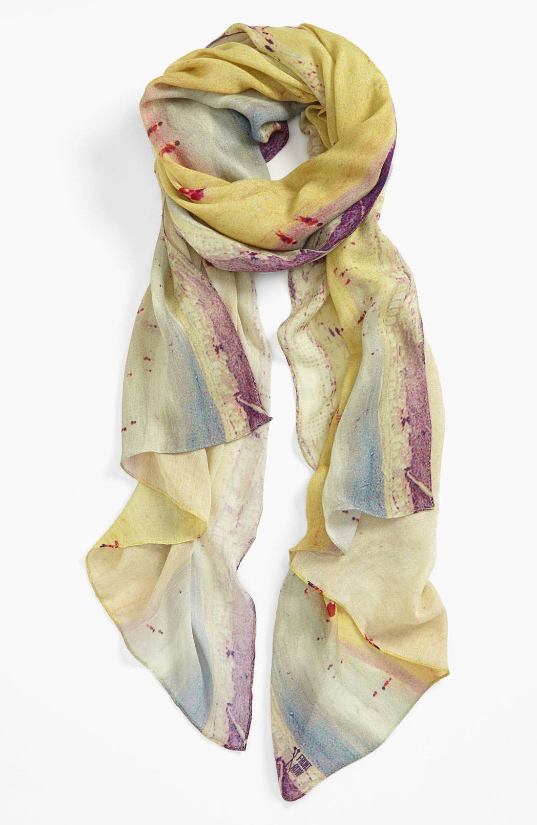 Alternate Image 1 Selected - Front Row Society 'Sandy Beach' Scarf