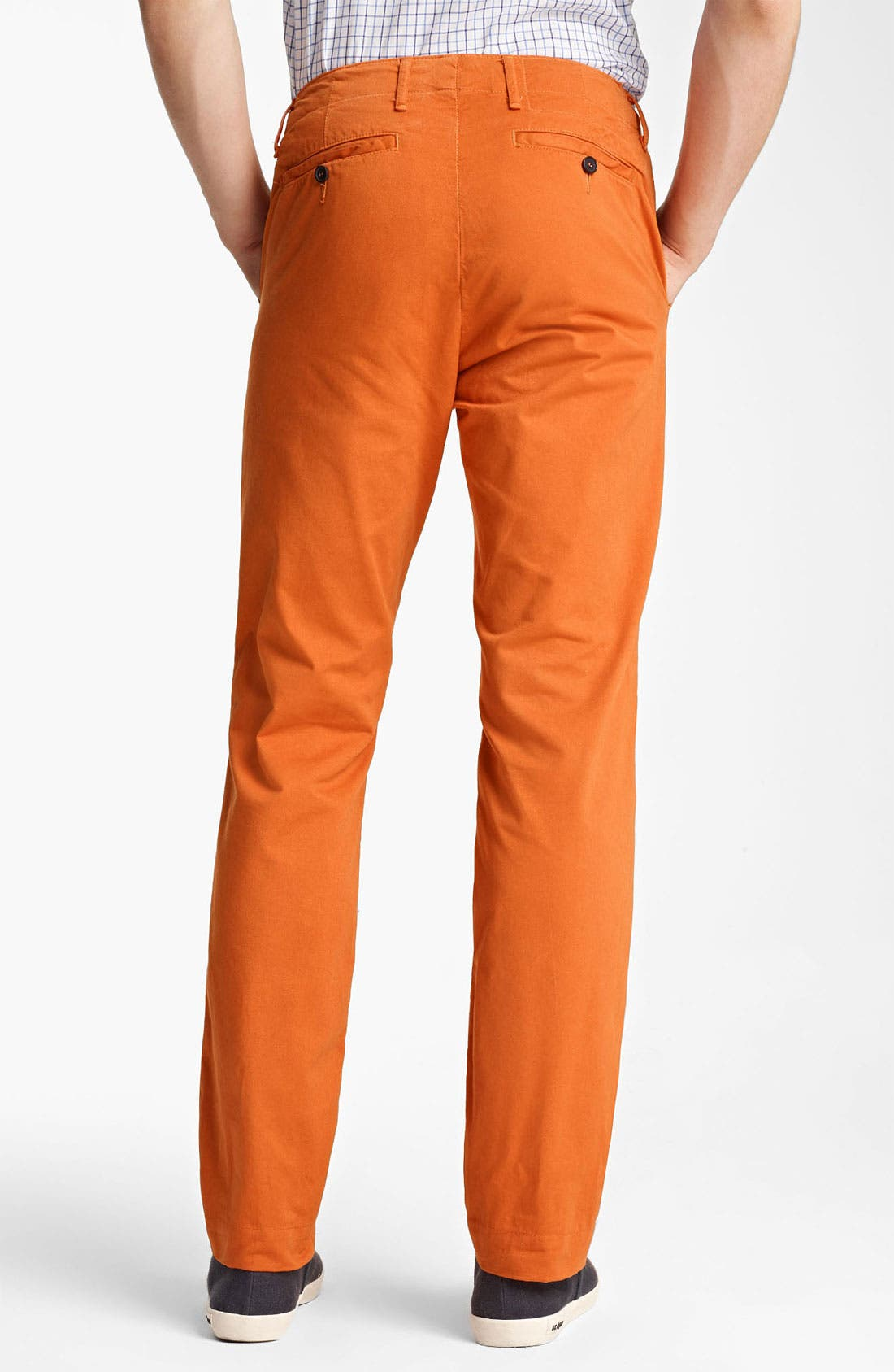 Alternate Image 2  - Billy Reid 'Jack' Chinos