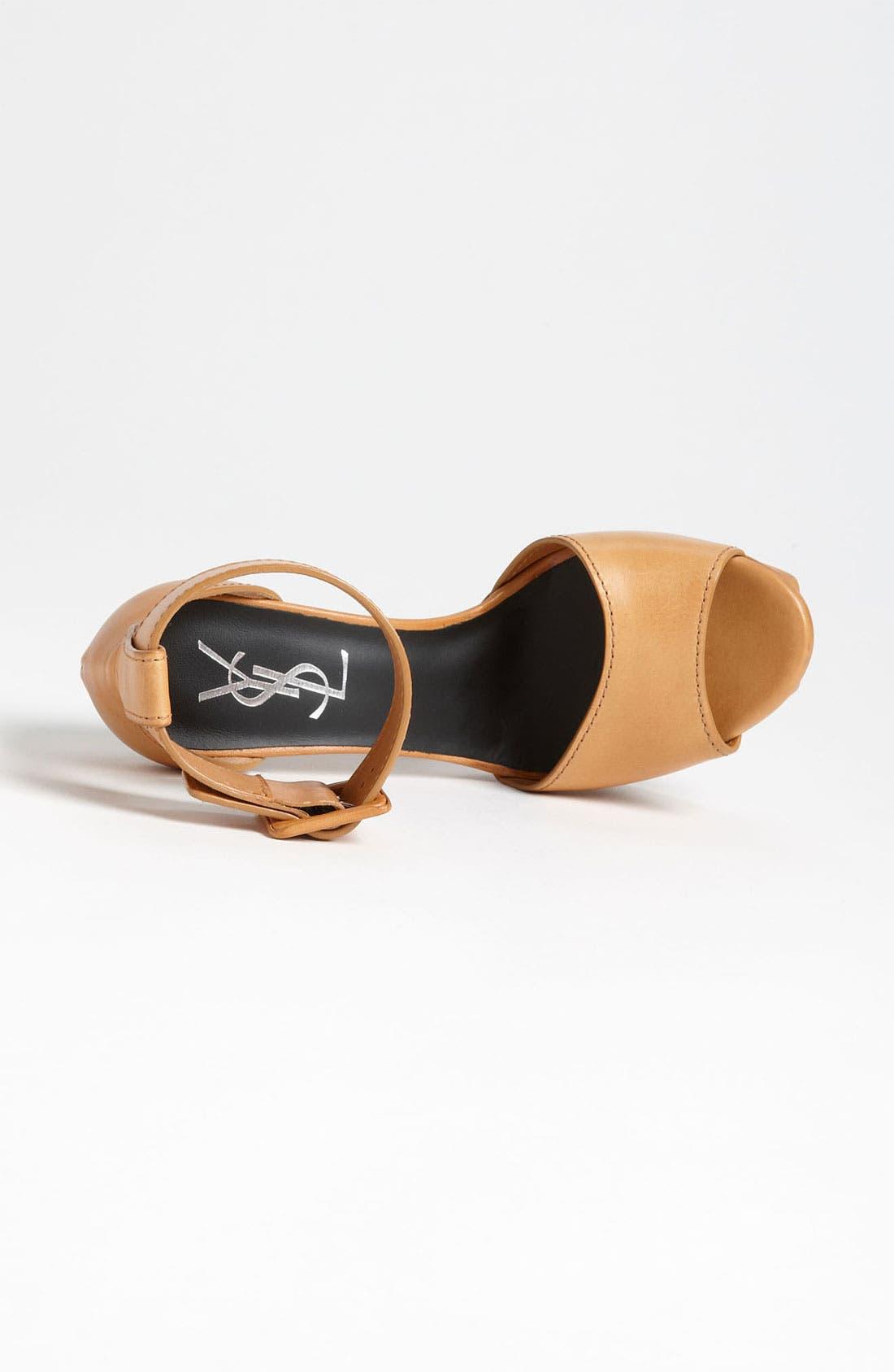 Alternate Image 3  - Saint Laurent 'Tribute' Sandal