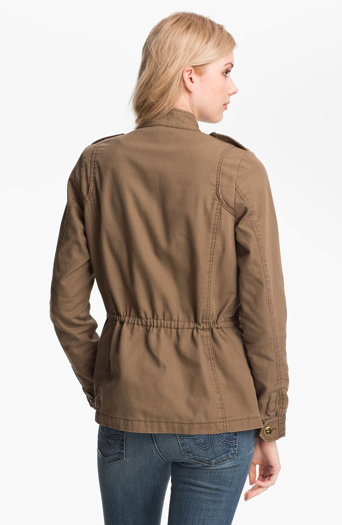 Alternate Image 2  - Hinge Army Jacket