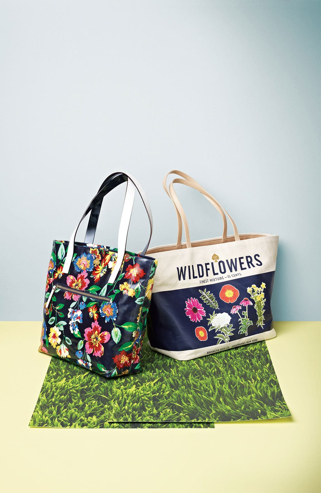 Alternate Image 5  - kate spade new york 'wildflowers - harmony' tote