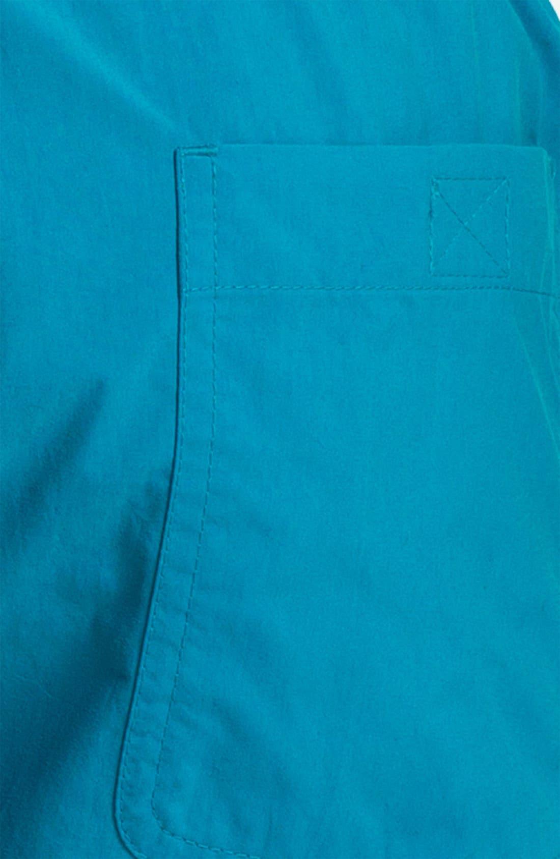 Alternate Image 3  - Lacoste Retro Swim Trunks