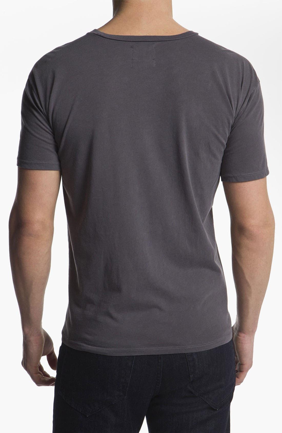 Alternate Image 2  - RVCA Graphic T-Shirt
