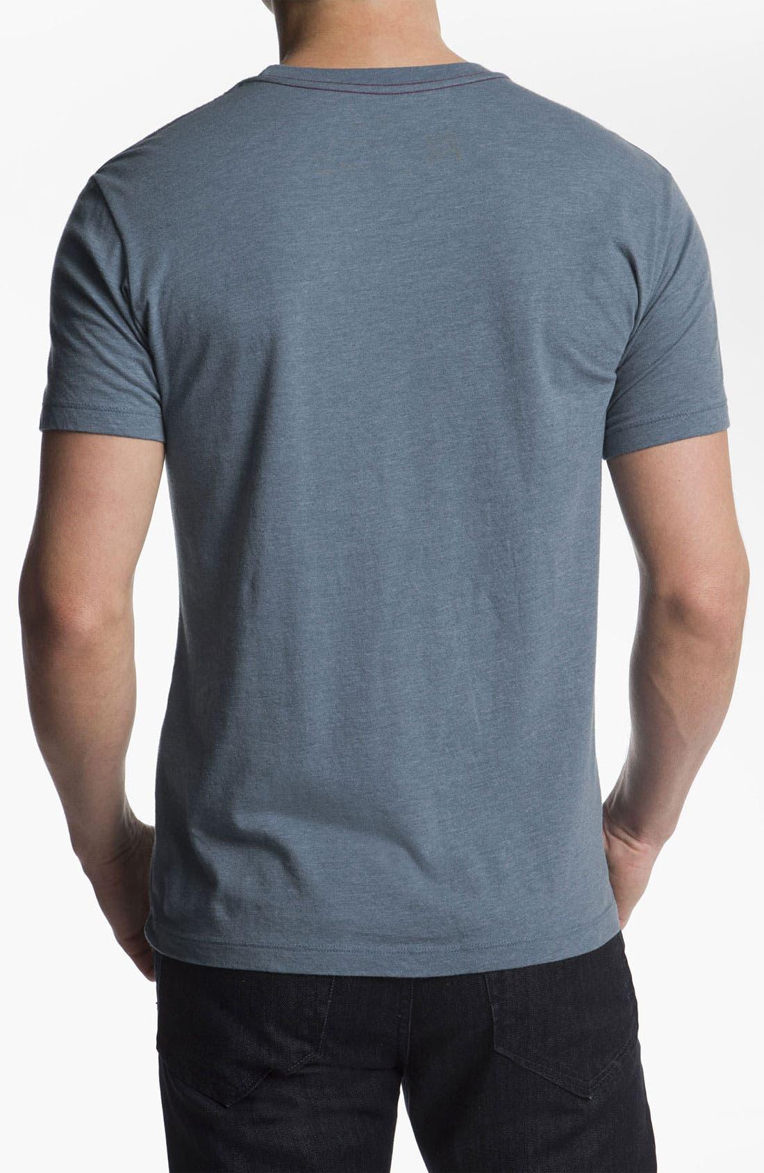Alternate Image 2  - RVCA 'Good Job' T-Shirt