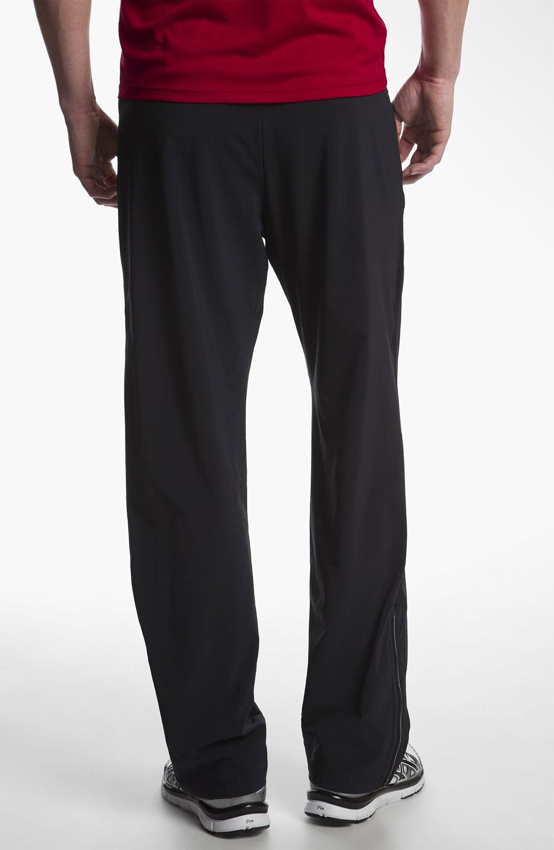 Alternate Image 2  - Nike Stretch Woven Track Pants