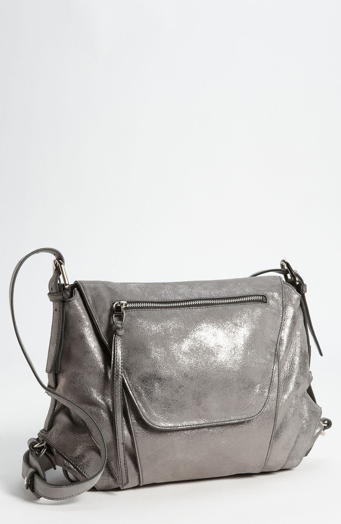 Alternate Image 1 Selected - Kooba 'Brielle' Glitter Leather Crossbody Bag