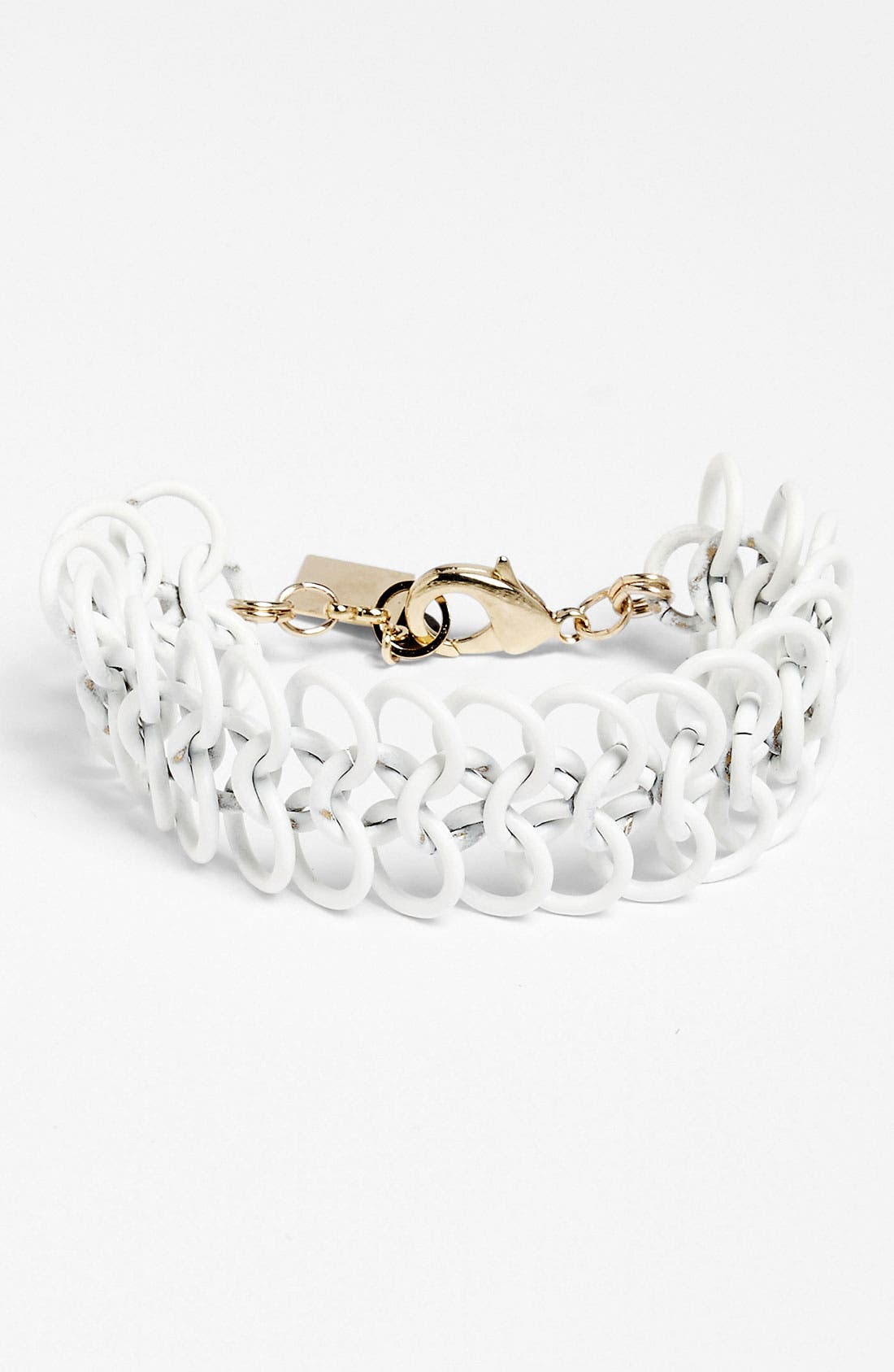 Alternate Image 1 Selected - Bonnie Jonas Loop Chain Bracelet