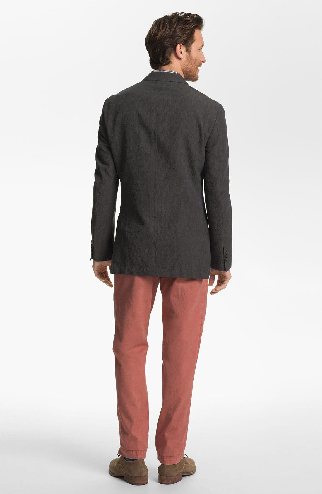 Alternate Image 5  - Tommy Bahama Denim 'Spanish Hills' Sport Shirt