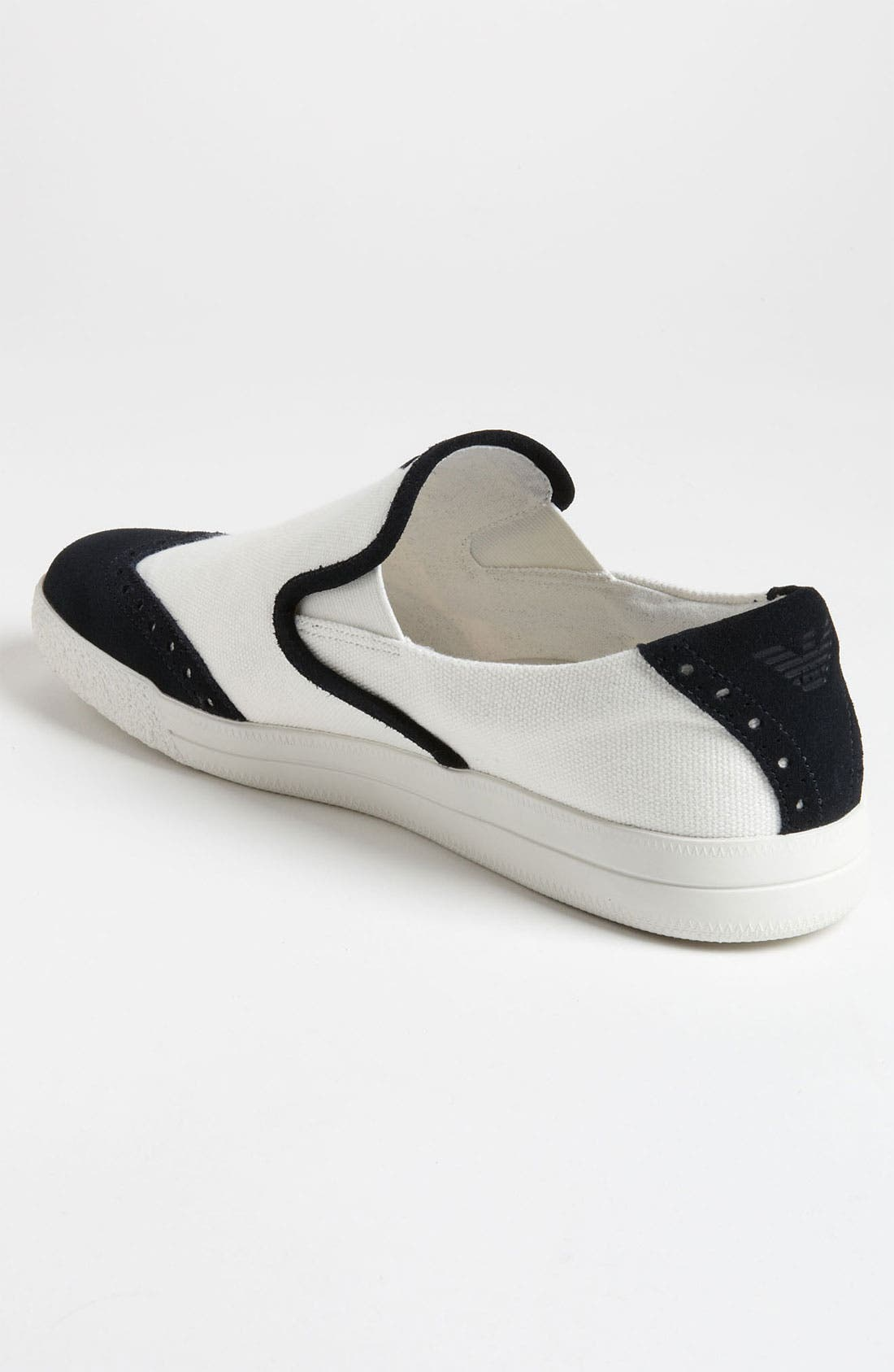 Alternate Image 2  - Armani Jeans Wingtip Slip-On