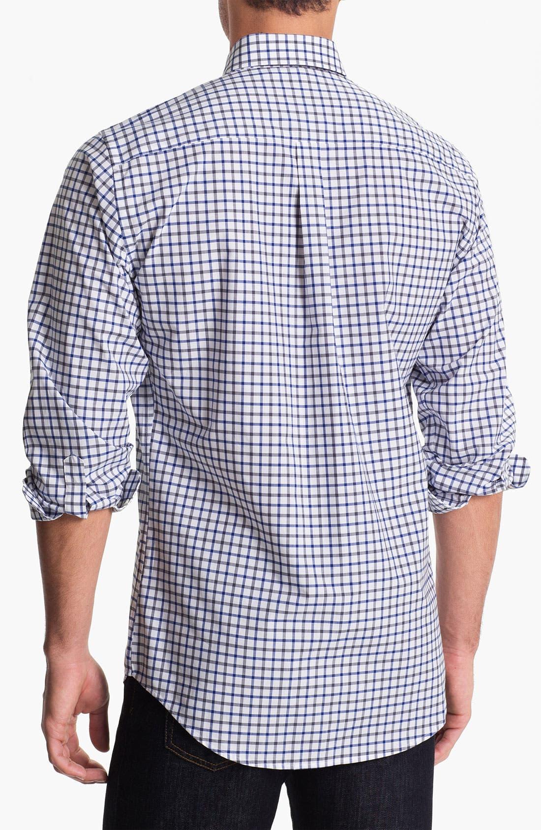 Alternate Image 2  - Peter Millar 'Athens' Regular Fit Sport Shirt