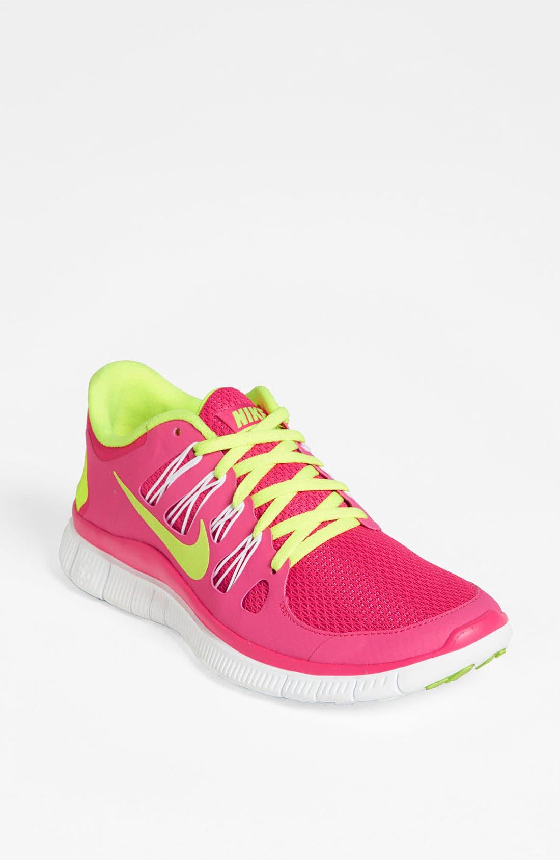 Main Image - Nike 'Free 5.0' Running Shoe (Women)