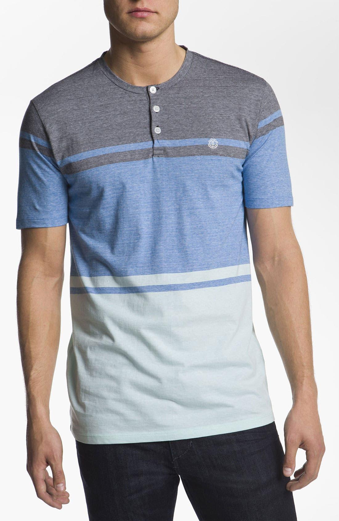 Main Image - Element 'Dane' Short Sleeve Henley T-Shirt