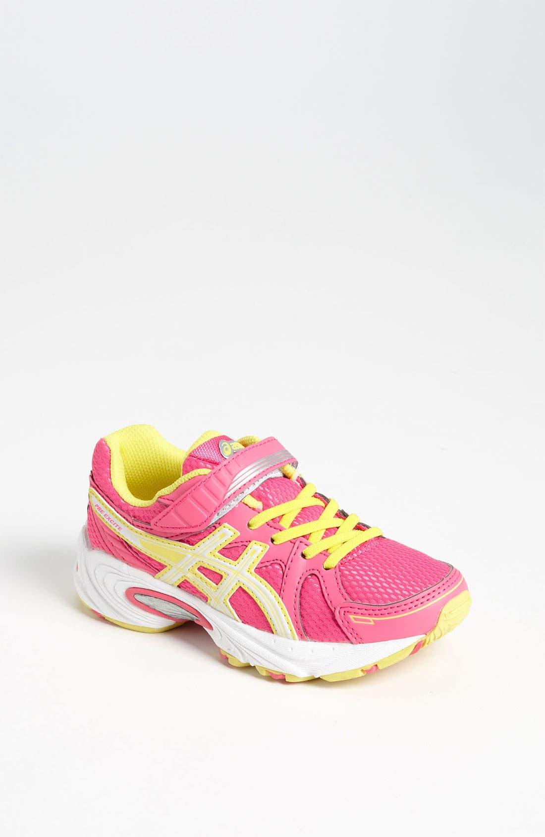 Alternate Image 1 Selected - ASICS® 'PRE-Excite™ PS' Sneaker (Toddler & Little Kid)