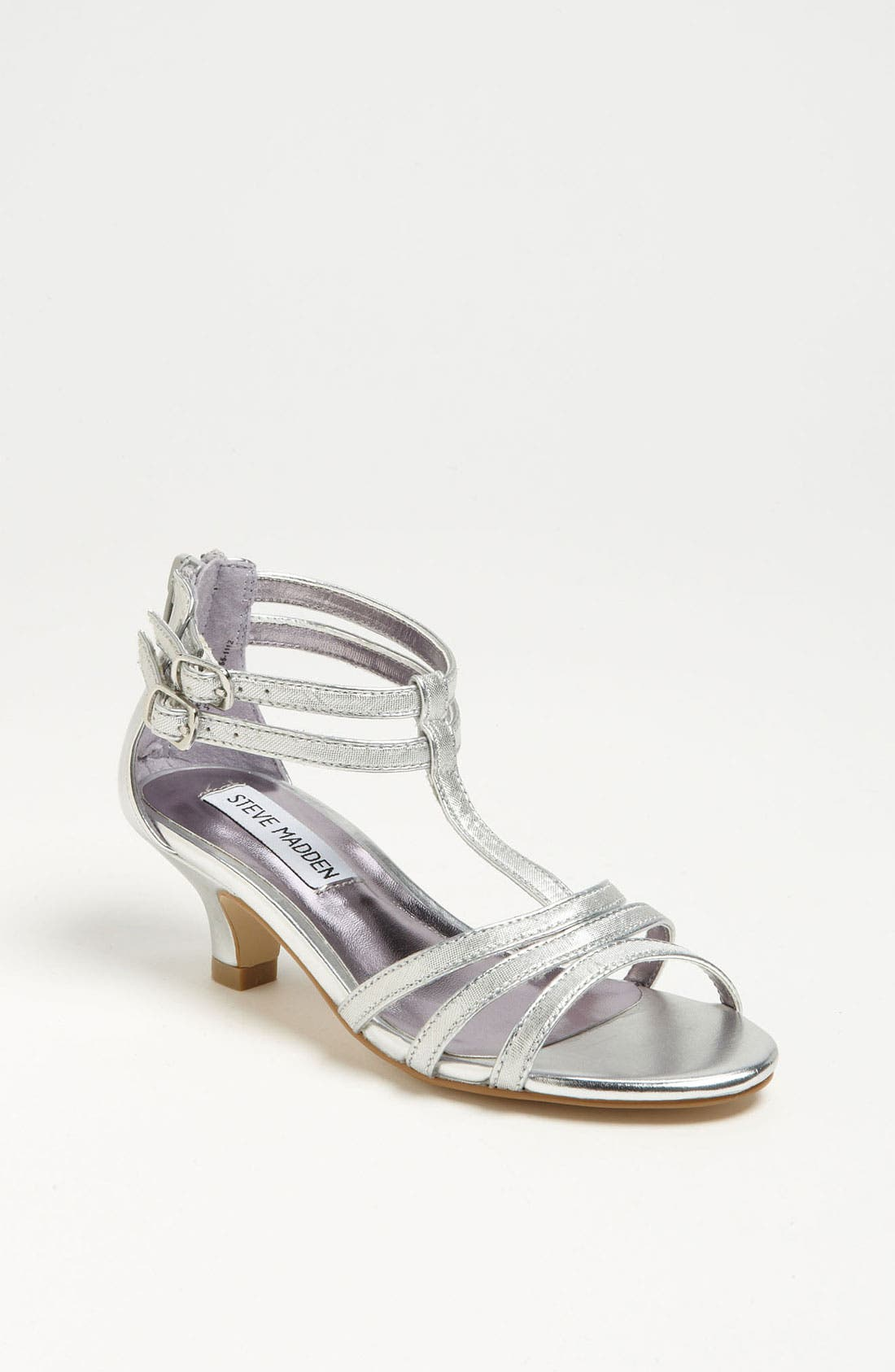 Alternate Image 1 Selected - Steve Madden 'Jstopper' Sandal (Little Kid & Big Kid)