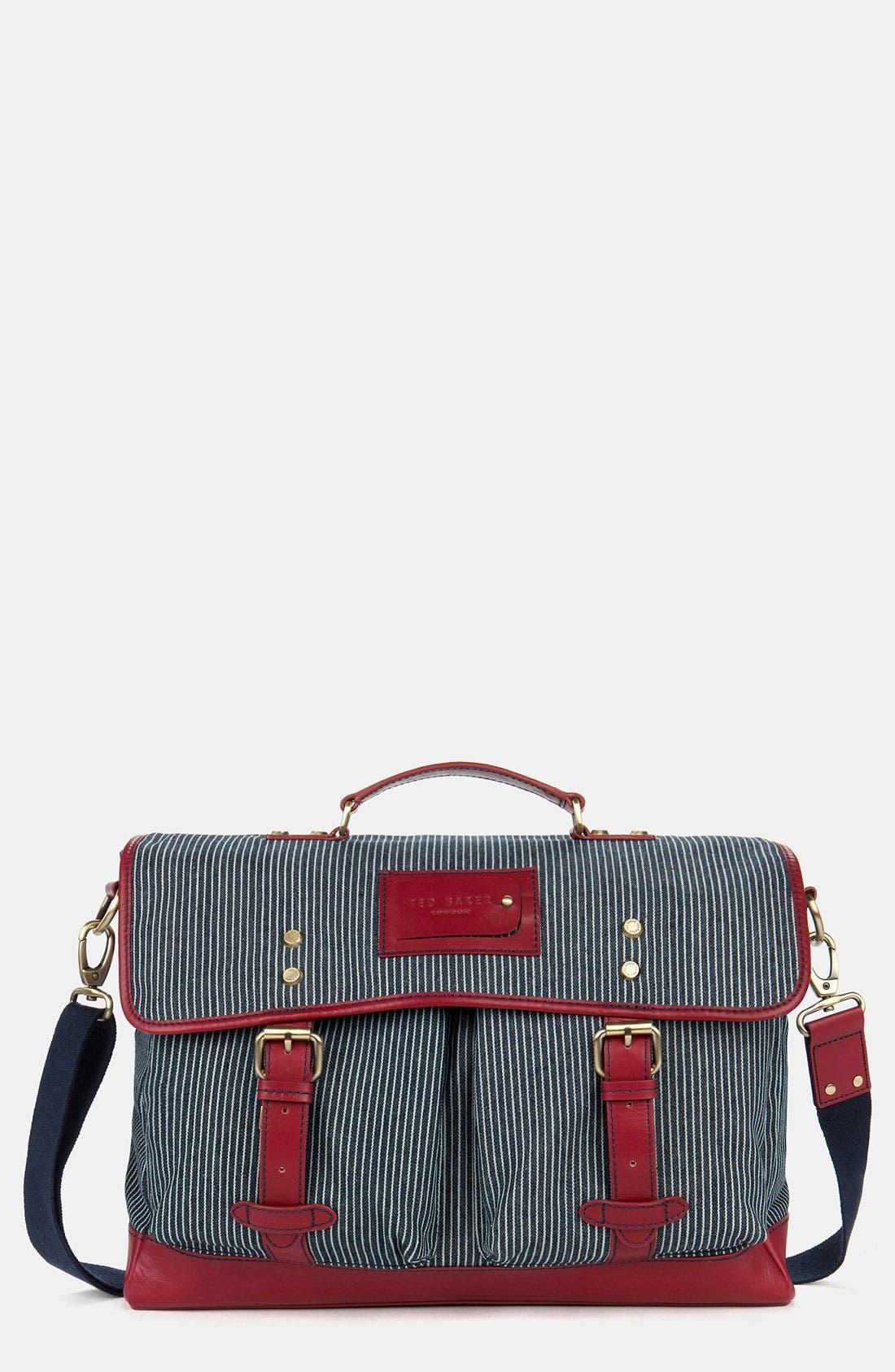 Alternate Image 1 Selected - Ted Baker London 'Drumlen' Messenger Bag