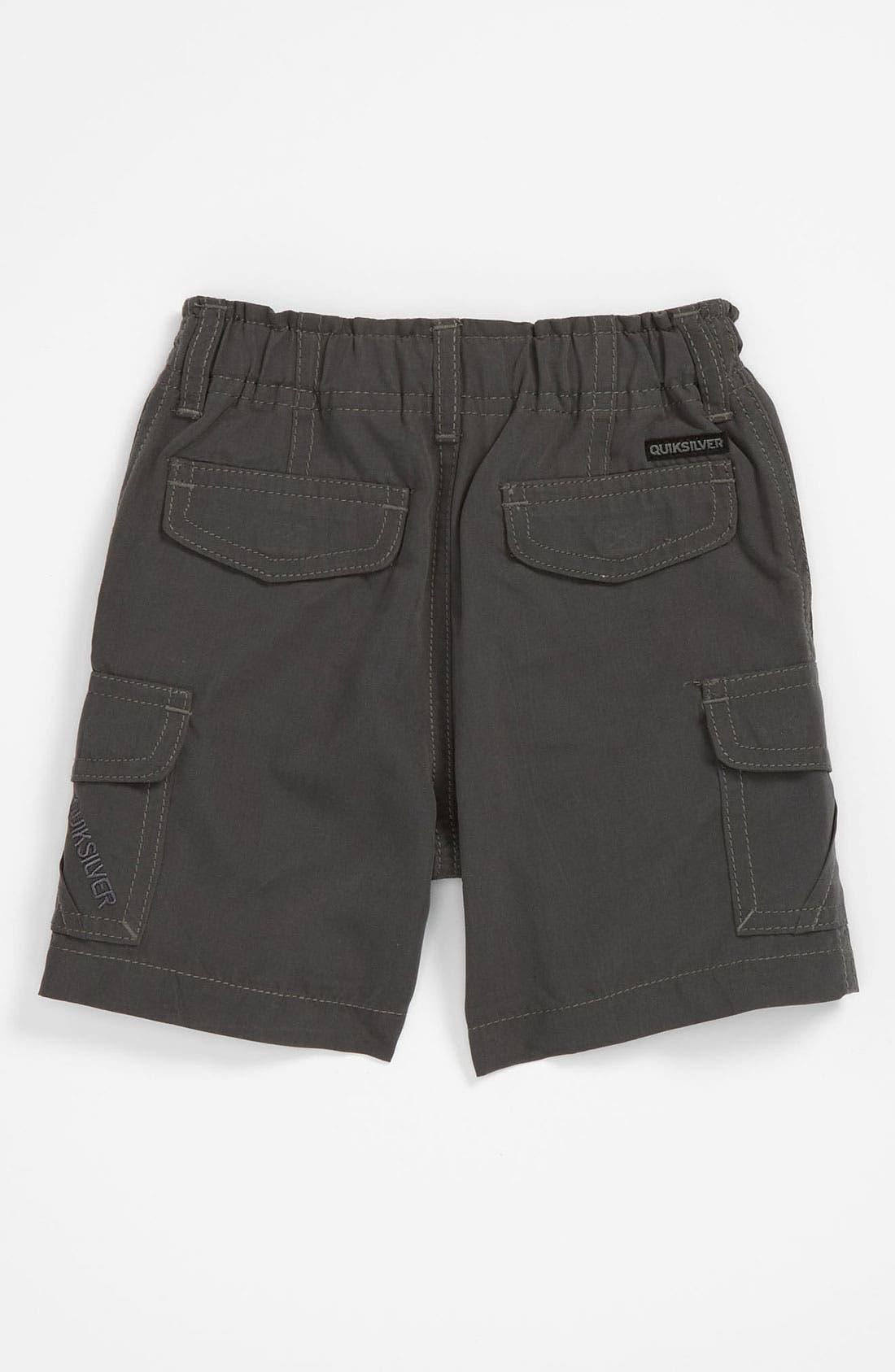 Alternate Image 2  - Quiksilver 'Phofilled' Shorts (Toddler)