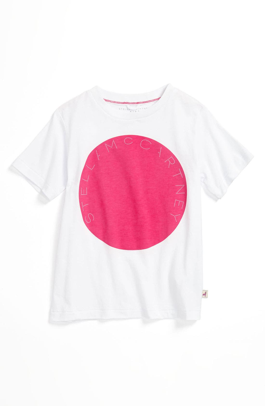 Alternate Image 1 Selected - Stella McCartney Kids 'Lawson' Tee (Toddler, Little Girls & Big Girls)
