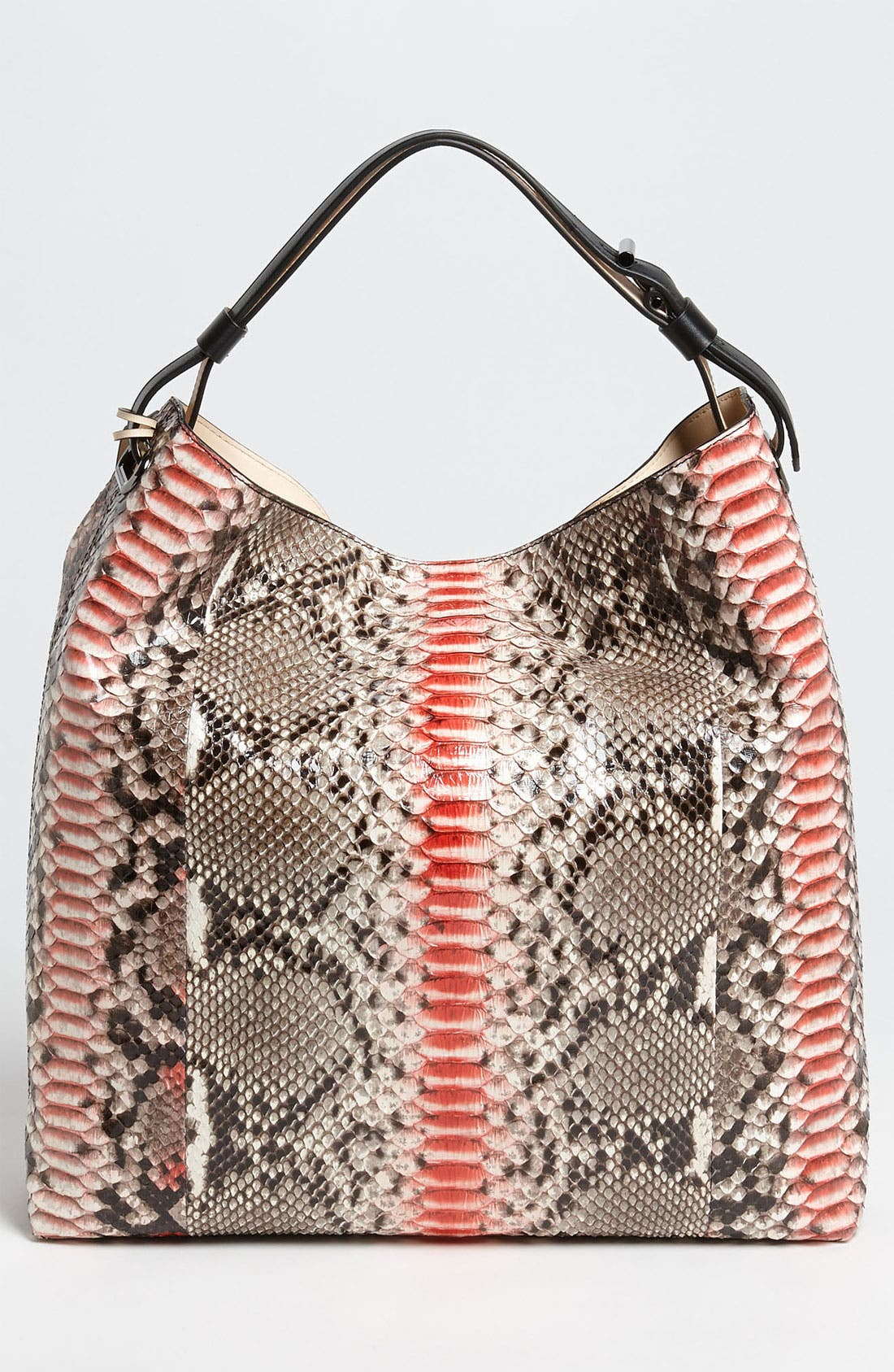 Alternate Image 4  - Reed Krakoff 'RDK' Genuine Python Hobo