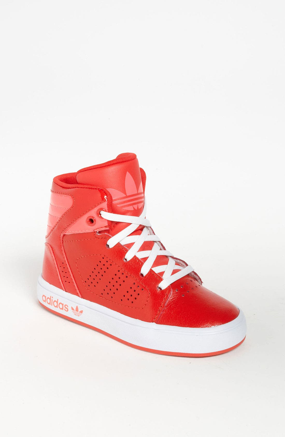 Alternate Image 1 Selected - adidas 'Adi-High Ext' High Top Sneaker (Baby, Walker & Toddler)