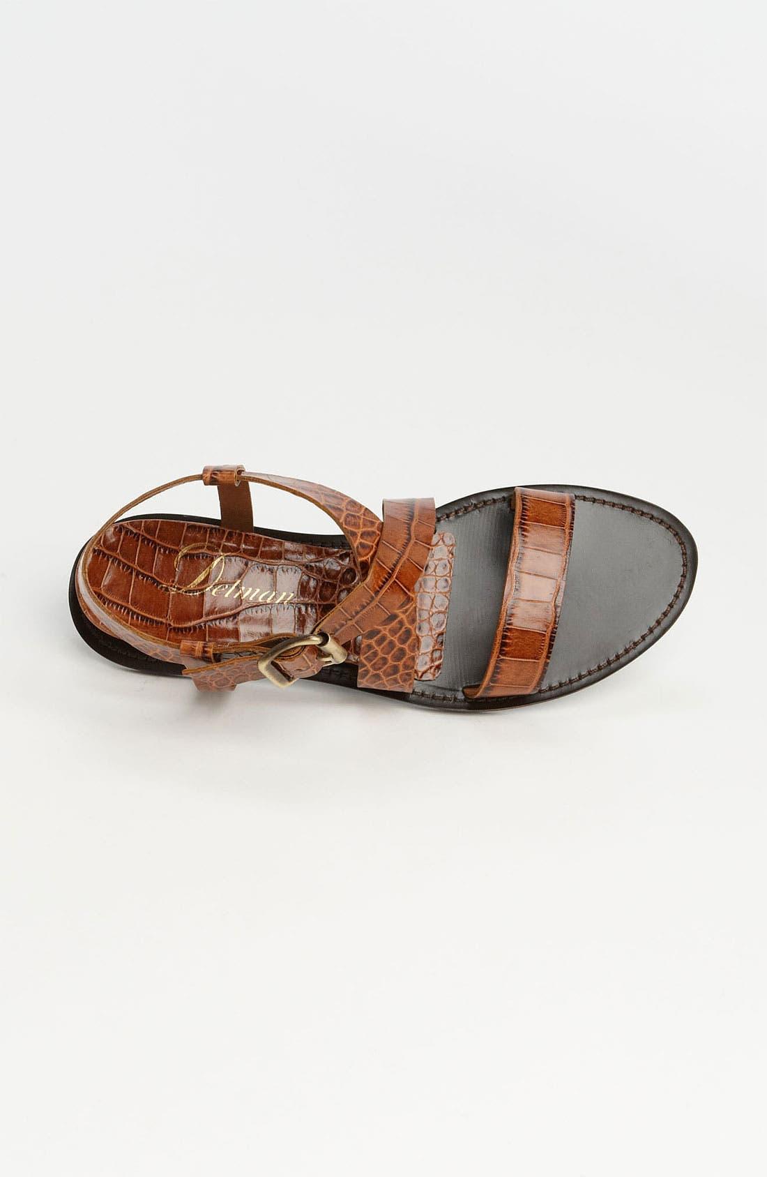 Alternate Image 3  - Delman 'Maude' Sandal