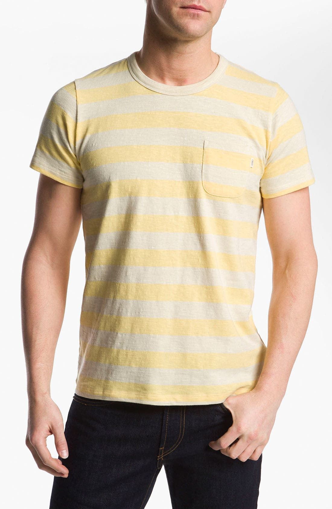 Alternate Image 1 Selected - Obey 'Cruiser Stripe' T-Shirt