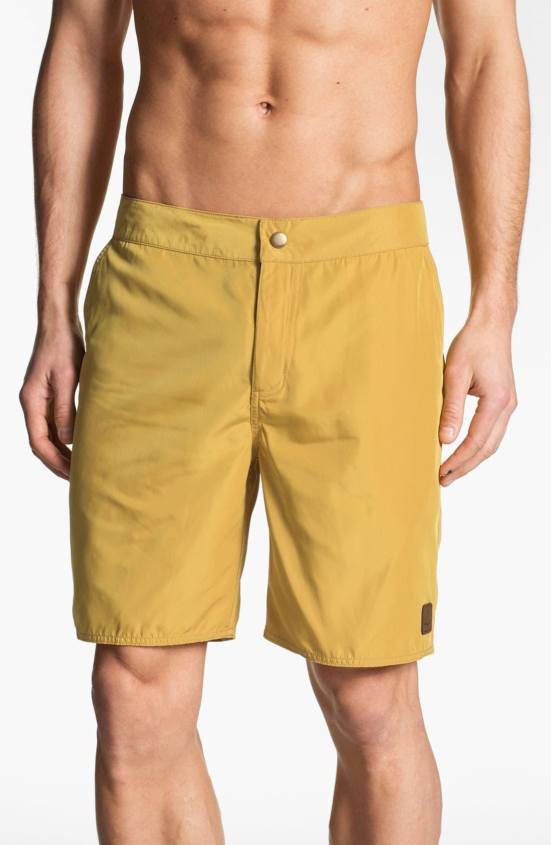 Main Image - Obey 'Harbor Master II' Board Shorts