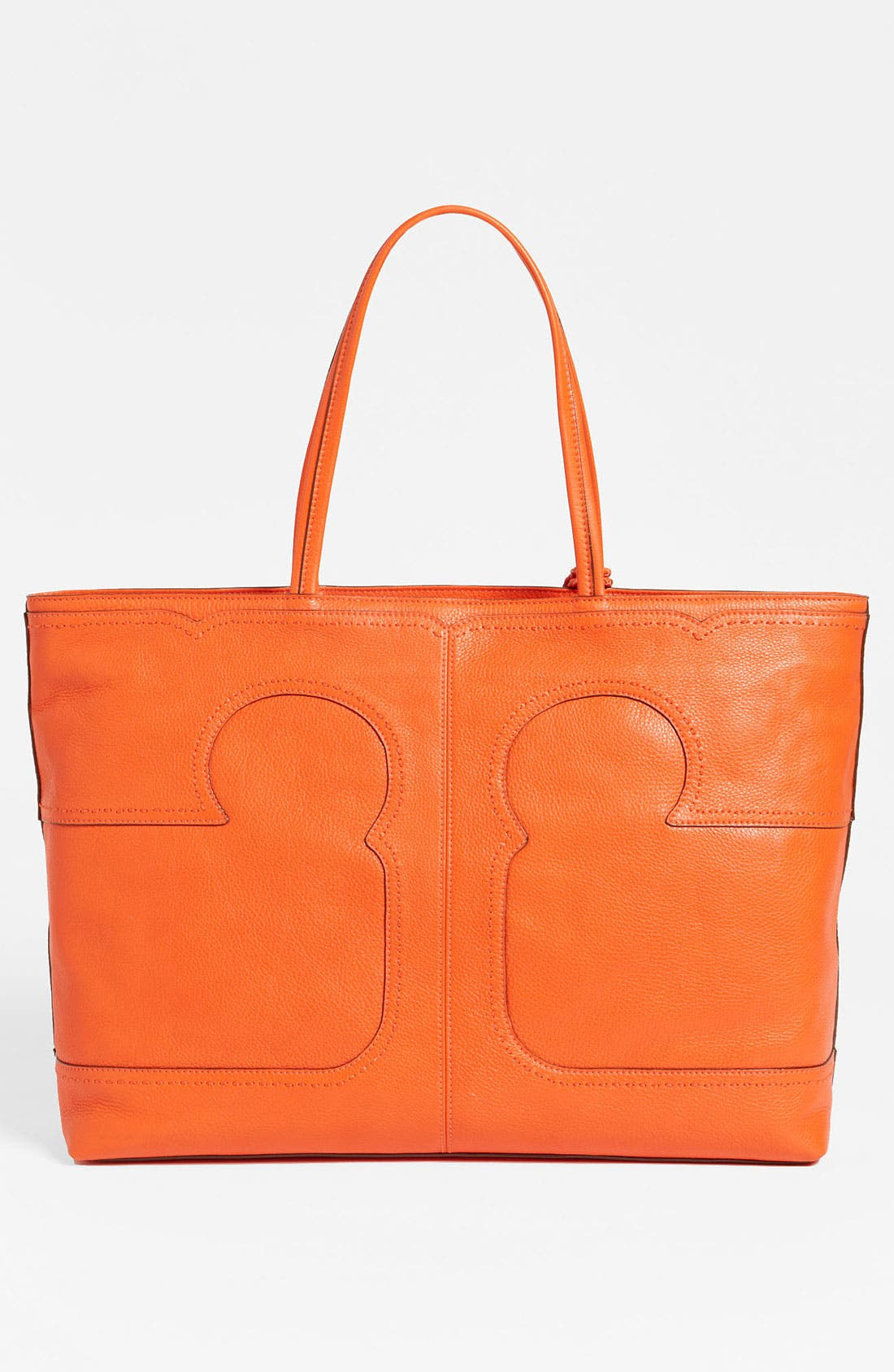 Alternate Image 4  - Tory Burch 'Amalie' Leather Tote