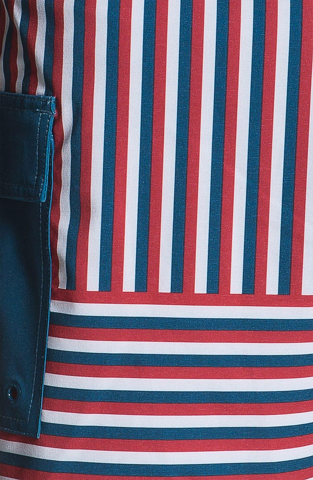 Alternate Image 3  - RVCA 'Makua' Board Shorts