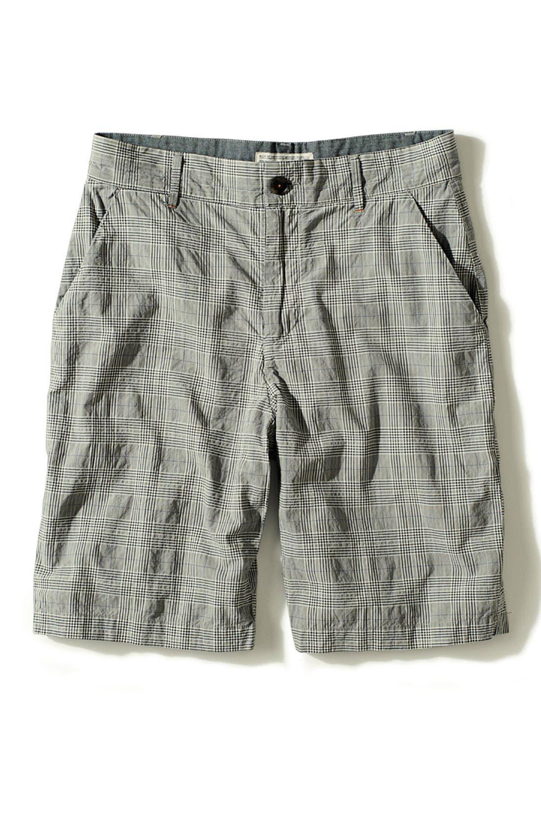 Alternate Image 6  - W.R.K 'Gibson' Flat Front Shorts