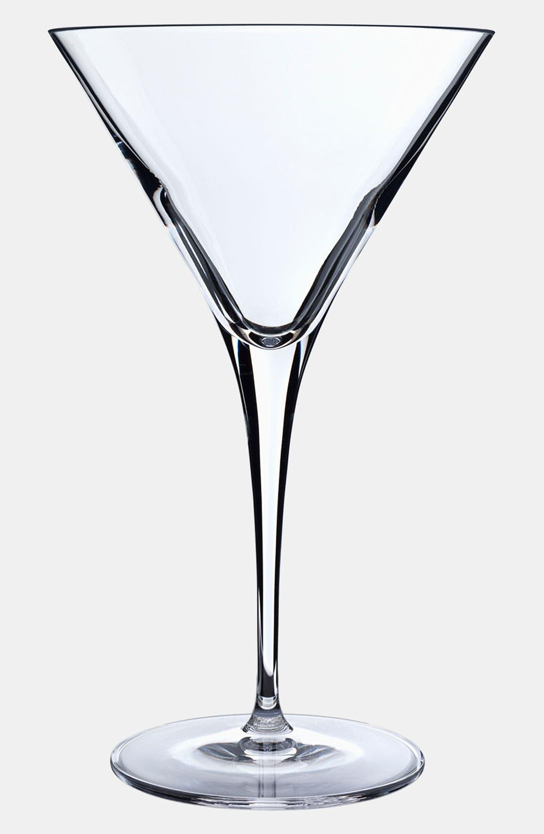 Luigi Bormioli Martini Glasses (Set of 4)