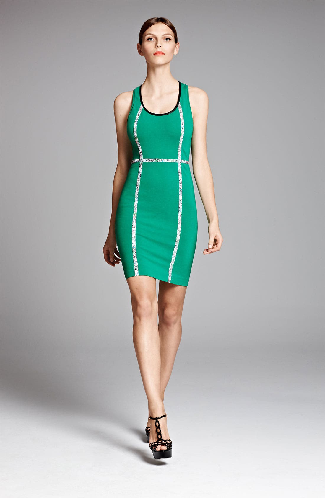 Alternate Image 4  - Yigal Azrouël Jersey Sheath Dress