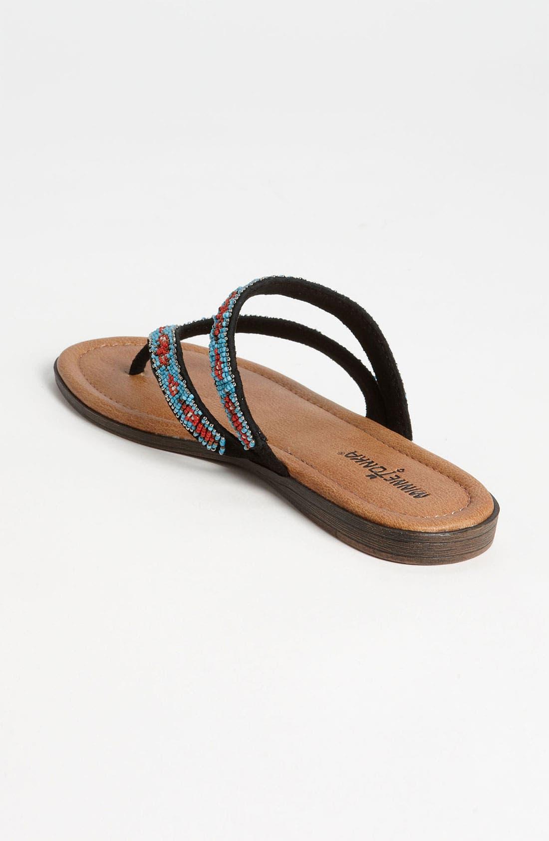 Alternate Image 2  - Minnetonka 'Bermuda' Sandal